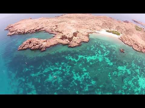 Dimaniyat Islands OMAN