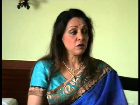 Hema Malini's Interview