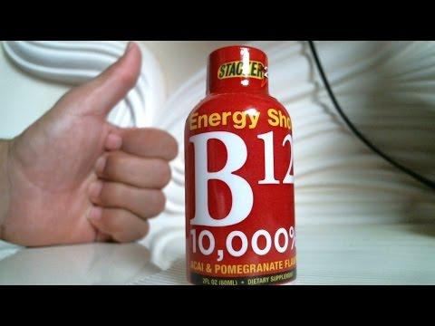 STACKER 2 ENERGY SHOT (Energy Drink)