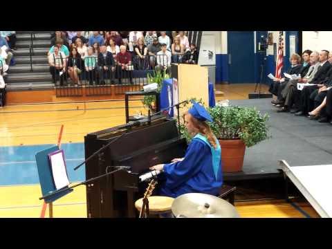 Taylor - Graduation Piano Solo