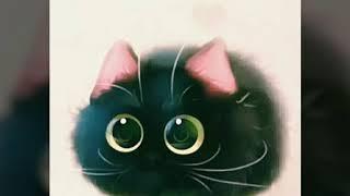 Самые милые мультяшные котики (КВ?)