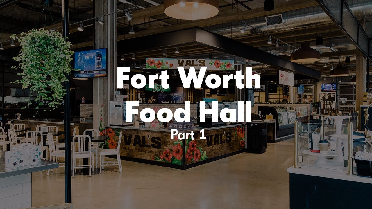The Food Hall on Crocket Row WIP Update! | Build it with Bruce