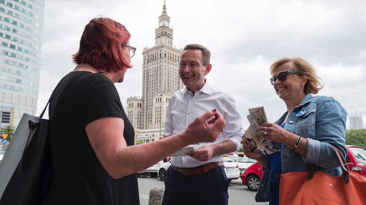 Paweł Rabiej: Warszawa dialogu