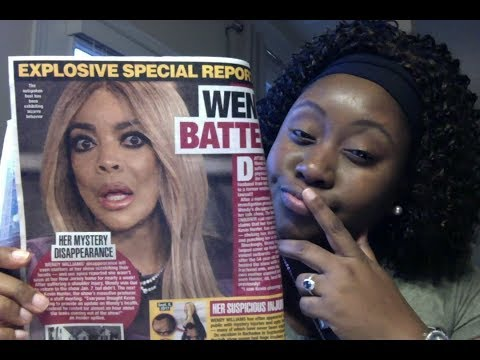 Wendy Williams National Enquirer Article TRUE OR FALSE...