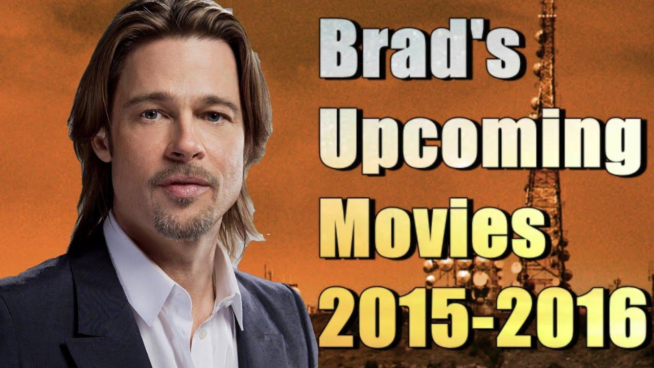 Brad Pitt's Upcoming M...