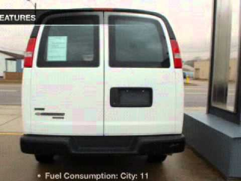 2011 Chevrolet Express 2500 - Flint MI