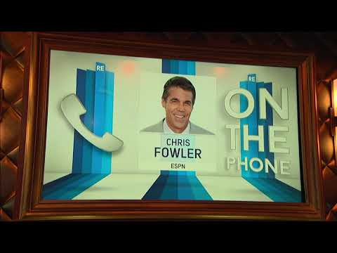 ESPN's Chris Fowler talks Trevor Lawrence & Clemson Offense w/ Rich Eisen   1/8/19