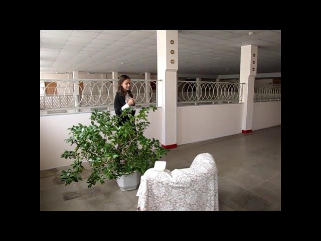 Изображение предпросмотра прочтения – АлинаКурмакаева читает произведение «Мне нравится, что Вы больны не мной...» М.И.Цветаевой