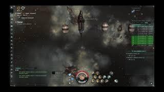 Eve Online : Танкуем архив в огромном тайнике спящих на альфе.Реально? superior sleeper cash alpha