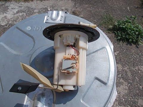 Замена топливного фильтра Мазда 3. Фото, инструкция как ...