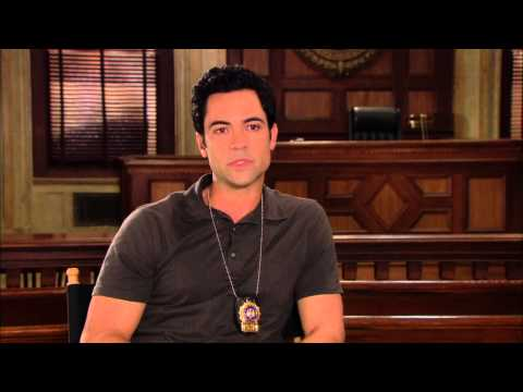 """Danny Pino's Official """"Law & Order: SVU"""" 300th Episode Interview"""