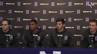 Football - Iowa Week Players Press Conference (10/16/17)