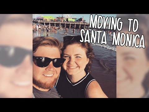 We're Moving to Santa Monica, California!
