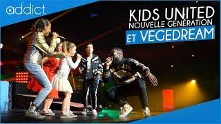 Kids United Nouvelle Génération et Vegedream - Ramenez la Coupe à la Maison (En Live)