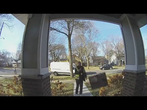 Minneapolis Residents Complain Of Amazon Package Handling