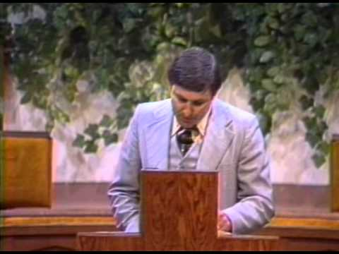 Acts 15:1-35 sermon by Dr. Bob Utley