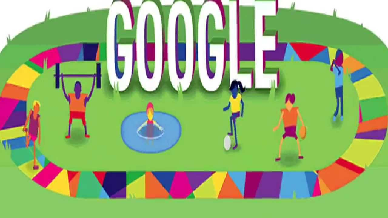 Special Olympics World Games 2015 Google Doodle - YouTube