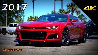 2017 Chevrolet Camaro ZL1 SUPERCHARGED! 650HP - Ultimate In-Depth Look in 4K thumbnail
