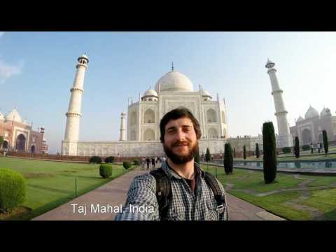 TRAVELING IS AWESOME 2015 - Epic Backpacker Trip, Selfie, Asia, GoPro 4