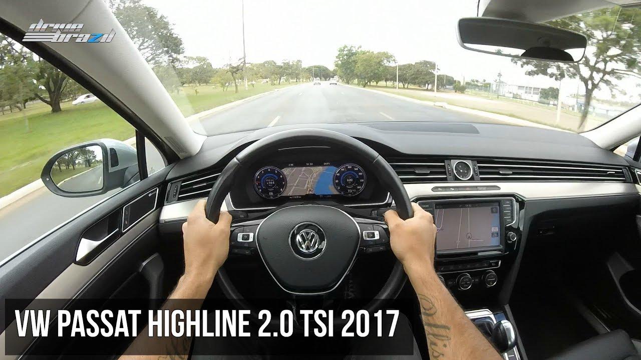 Volkswagen passat review 2017 autocar - Volkswagen Passat 2017 Pov