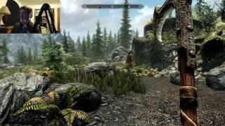 Elder Scrolls V Skyrim Special Edition PC Ultra Graphics Reaction | Stunning