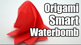 Origami Smart Waterbomb (philip Chapman-bell)