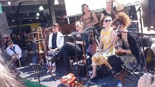 """""""Salty Dog Blues"""" - The Shake Em Up Jazz Band."""