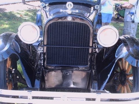 1924 Dodge Brothers Touring Car Blk LakeMirror102012