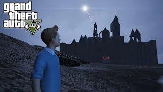 EL CASTILLO DE DRACULA   Grand Theft Auto 5