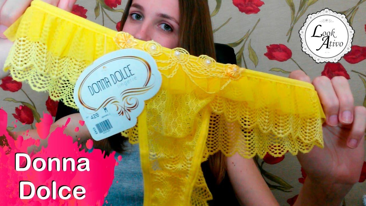 d770c4803 Donna Dolce - Lingerie em atacado Juruaia - YouTube