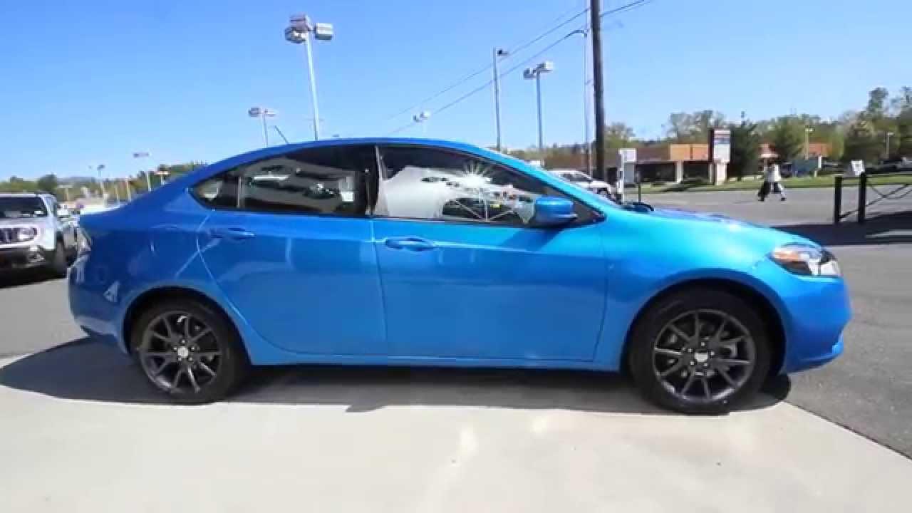 2015 Dodge Dart SXT | Laser Blue Pearl Coat | FD310679 | Mt Vernon ...
