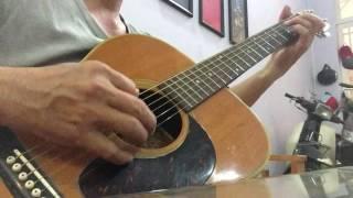 Còn thương rau đắng mọc sau hè-Phương mỹ Chi ghitar-solo-cover