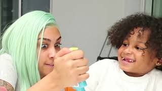 MAKING SLIME WITH MY KIDS THE GUMMY BRUDDERS (EPIC FAIL)