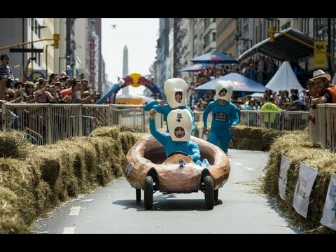 Download Creativity contest in Argentina - Red Bull Soapbox Race 2013