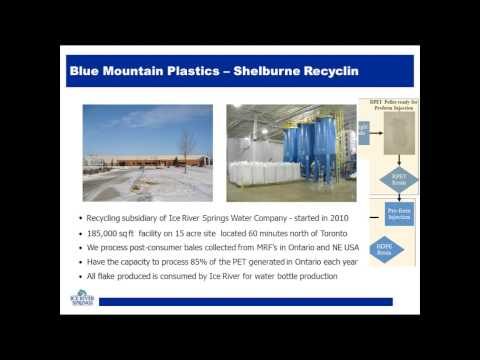 4-22-14 NRC/RMC SSM Webinar - PET Thermoform Recycling Progress Report