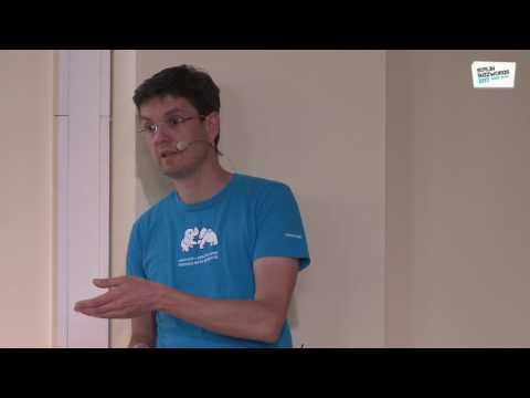 #bbuzz 17: Thomas Weise - From Batch to Streaming ET(L) with Apache Apex on YouTube