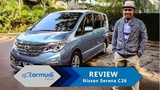 Video REVIEW Nissan Serena 2014-2017 (C26) Indonesia: Mobil Keluarga Ternyaman? download MP3, 3GP, MP4, WEBM, AVI, FLV Agustus 2018
