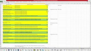 03 видео урок  Как распределить ключевые слова по страницам сайта для успешного продвижения NEW
