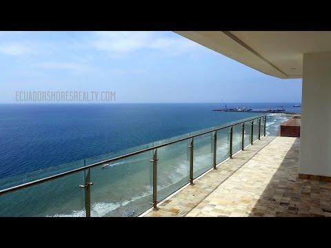 Oceania 4/4.5 luxury *FOR SALE* Manta Ecuador