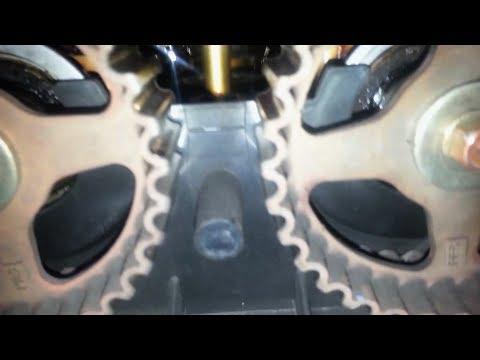 1997-2001 CRV Honda timing belt water pump replacement fix