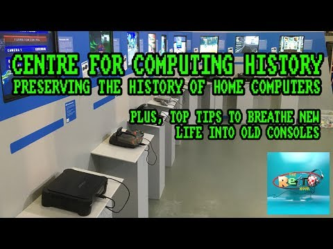 Centre For Computing History Interview - The Retro Hour EP73
