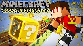 Minecraft | CUỘC ĐUA LUCKY BLOCK CỦA HAI THẰNG MAX NHỌ - Lucky Block Race | KiA Phạm (w/ Vamy Trần)
