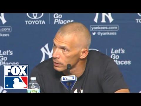 Joe Girardi remains confident in his young Yankees