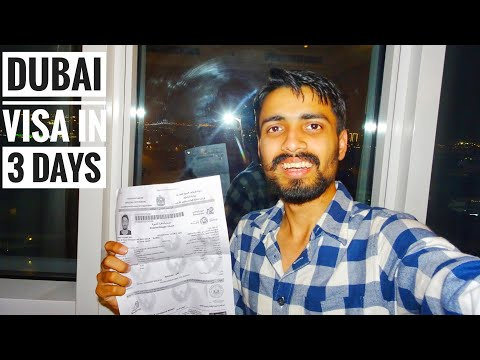 DUBAI TOURIST VISA Cheapest & Easiest Process