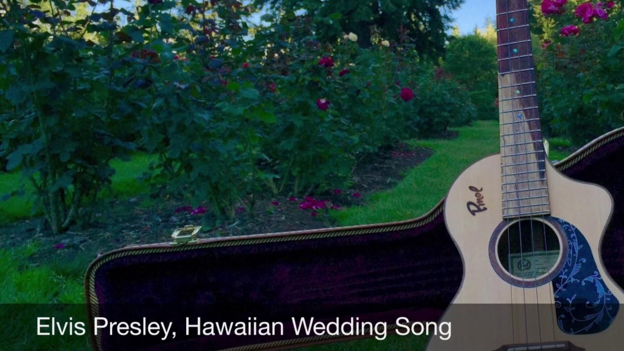 Elvis Presley Hawaiian Wedding Song