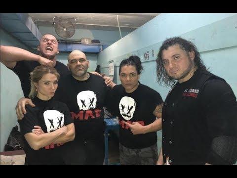 Konnan presenta a MAD: Sexy Dulce, Juventud Guerrera, El Zorro y Kevin Cross.