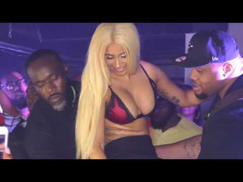 Cardi B  Performing Bodak Yellow Club LUX RAW FOOTAGE Shot in 4K..7-29-2017