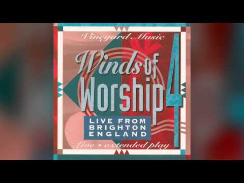 His Banner Over Me - David Ruis, Vineyard Worship - Winds of Worship 4: Live from Brighton, England