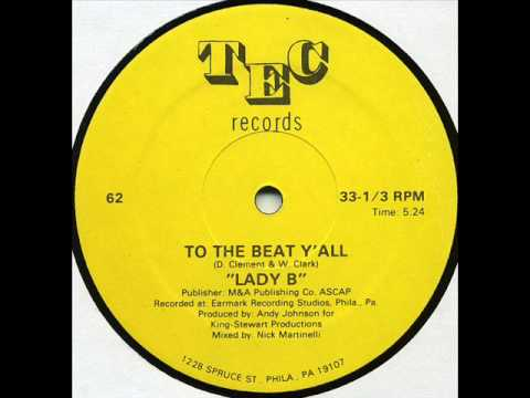 Lady B - To the Beat Y'all (Tec 1979).wmv