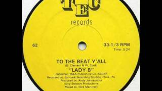 Lady B - To the Beat Y